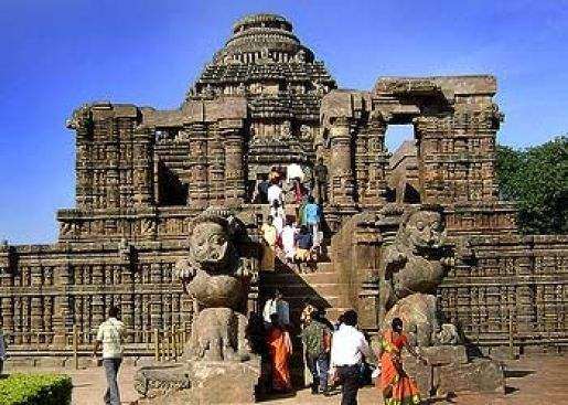 World Famous Sun Temple