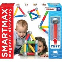 SmartMax - Magnetic Discovery Try Me Set  My 5yo boy would love to create with the cool magnetic construction set!  #entropywishlist #pintowin