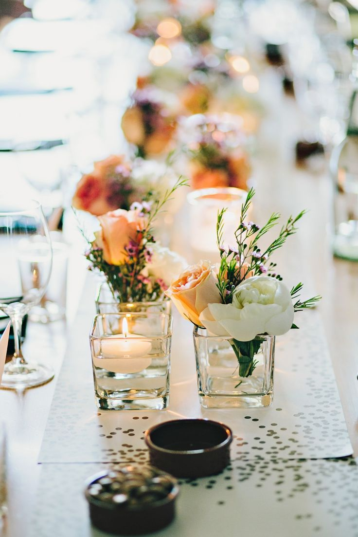 119 Best Images About Wedding Centerpieces Under 25 On Pinterest Vases Vase And Babies Breath