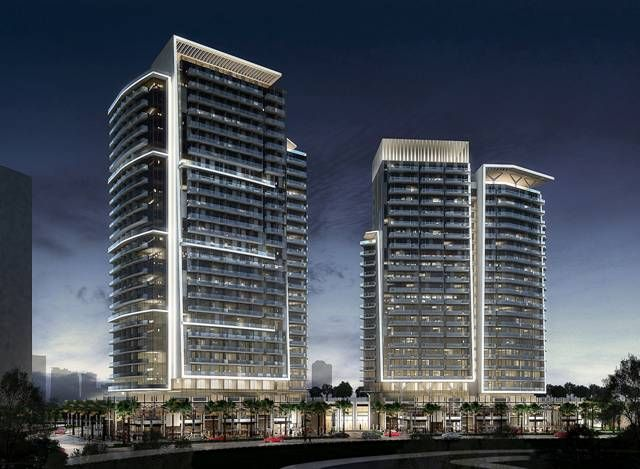Artesia @ Akoya By Damac is a new residential project with a concept of hotel & serviced apartments.