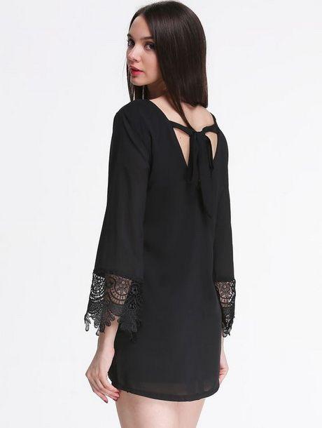 Vestidos negros ¡21 Diseños Espectaculares! | 101 Vestidos de Moda | 2016 - 2017