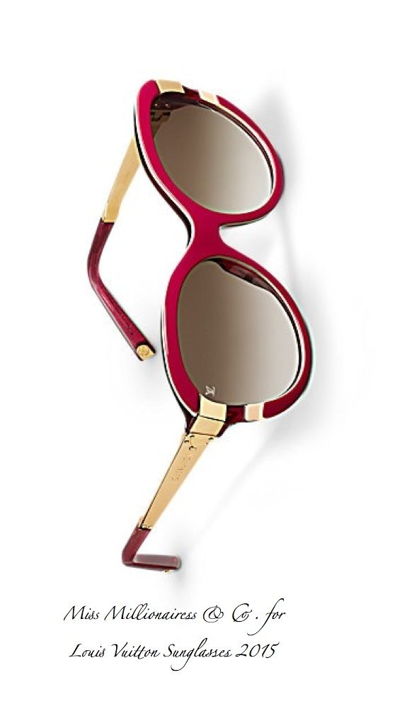 Louis Vuitton Sunglasses 2015