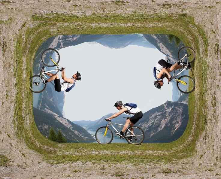 Den #Achensee mit dem #Fahrrad erkunden, ob #Mountainbike oder #Trekkingbike, am Achensee finden Sie für jeden die passende Strecke.  http://www.karwendel-achensee.com/de/pertisau-achensee-erleben/aktivurlaub-im-sommer/