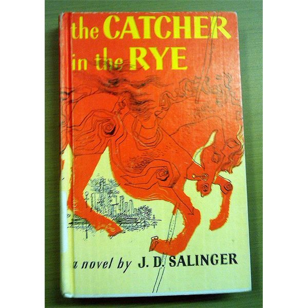 Creating a Soundtrack for The Catcher in the Rye...I would modify this a bit, but still SO COOL!