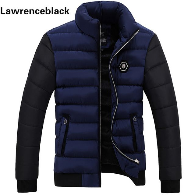 Promotion price New 2016 Brand Winter Jacket Men Thick Warm Down Jacket Mens Winter Outerwear Zippers Down Parka Mens Solid Puffer Coat 8809 just only $39.44 with free shipping worldwide #jacketscoatsformen Plese click on picture to see our special price for you