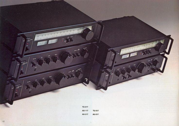 Sansui 1978 Amplifiers