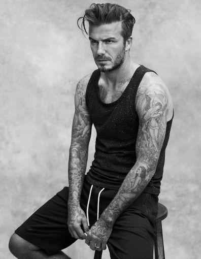 David Beckham e H&M: il sodalizio continua  #fashion #moda #uomo  #modauomo