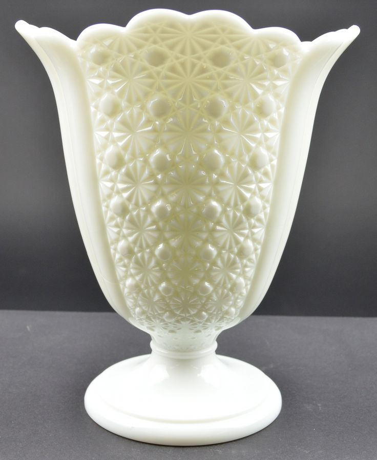 Milk Glass Patterns Details about Vintage