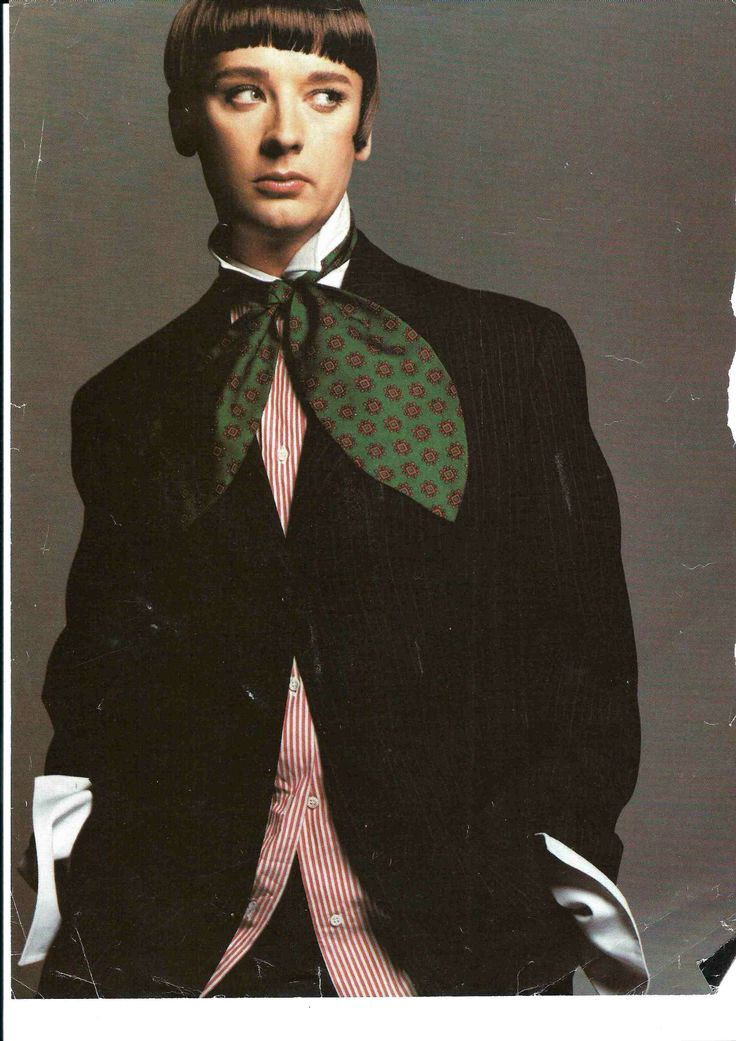 Boy George...fashion shoot in Paris!