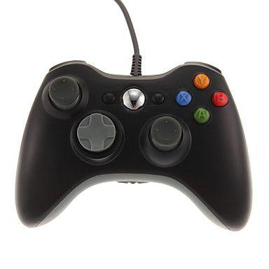 controlador Dual Shock com fio para Xbox 360 – BRL R$ 57,88