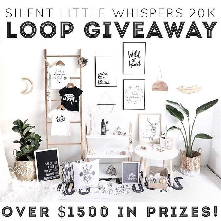 Head to @modernmonty next   We've teamed up with some of the best names on Instagram to celebrate @silentlittlewhispers Second Birthday AND reaching 20K! We will be giving away over $1500 worth of prizes to one lucky winner! . We will be giving away a $30 store credit. . . To enter simply:  Follow us.  Like this photo.  Head to @modernmonty and repeat these steps until you have returned to our page!  For an extra entry comment below your favourite item in this photo.  For an extra two…