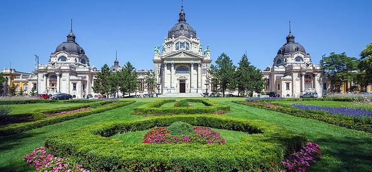 Bagni Termali Szechenyi - Budapest
