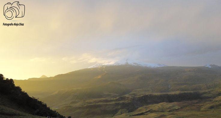 Nevado del Ruiz By: ¡¡ Alejo Diaz !!
