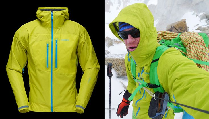 If it rains, snows heavily or the weather just picks up more, I put on my bitihorn dri1 jacket on top of the bitihorn aero60. This is another thin, superlight garment, which in addition is waterproof. Buy it here: http://www.norrona.com/en-GB/Products/4304-12/7765/bitihorn-dri1-jacket-m/