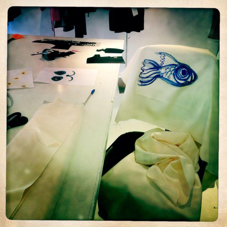 Work in progress... Catta's studio-shop