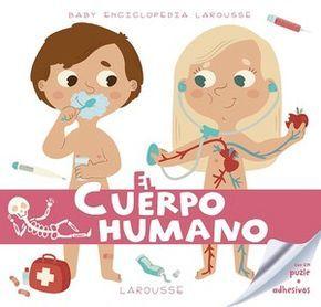 Los peques lo aprenderán todo sobre el cuerpo humano gracias a este libro lleno de sorpresas y con ilustraciones a todo color. La piel, los músculos, el esqueleto, el cerebro, los pulmones o los cinco sentidos, explicados de una manera sencilla. (A partir  de 3 años)