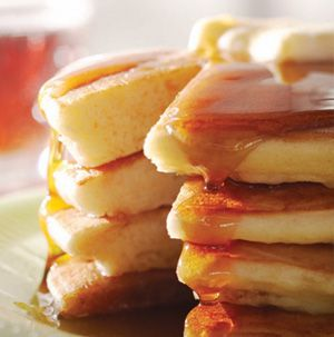 Fluffy Buttermilk Pancakes | Recipe | Pancakes, Syrup and