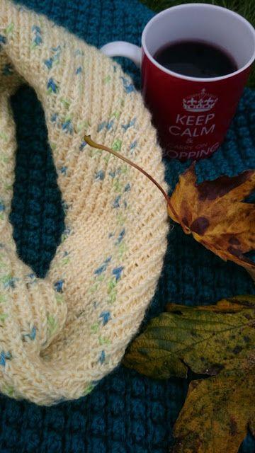 Esarfa tricotata | sm-ART.ro