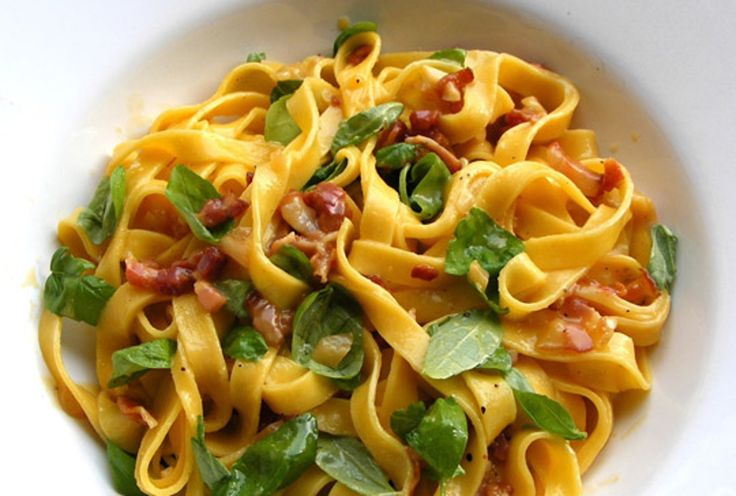 Quick Tip: Thicken Sauces with Pasta Cooking Water