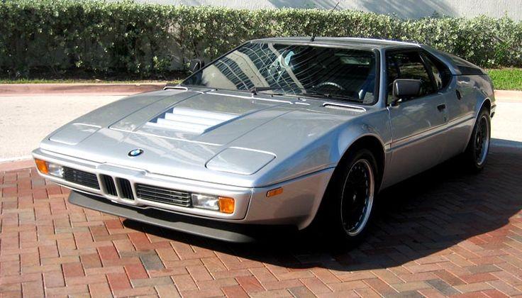 1981 BMW M1 1/2
