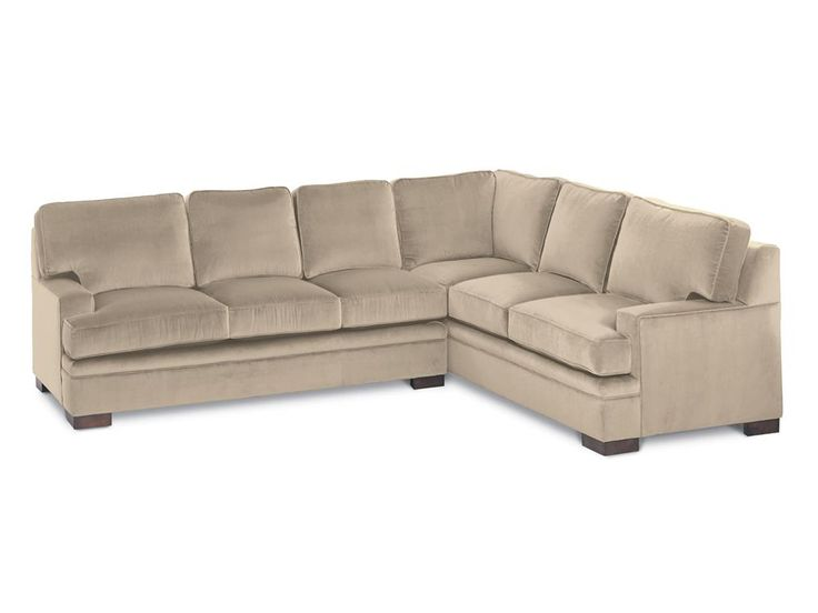 Kravet Living Room Mystic Sectional And Sleeper Queen Size 76
