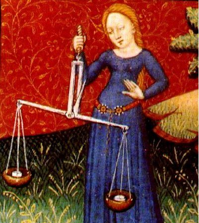 Its all about keeping a balance. Harmony means so much to a Libra.