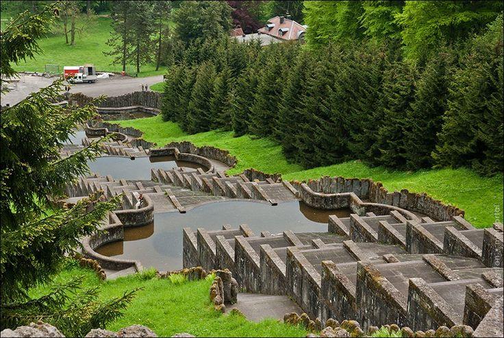 городские водные сады - Google Search