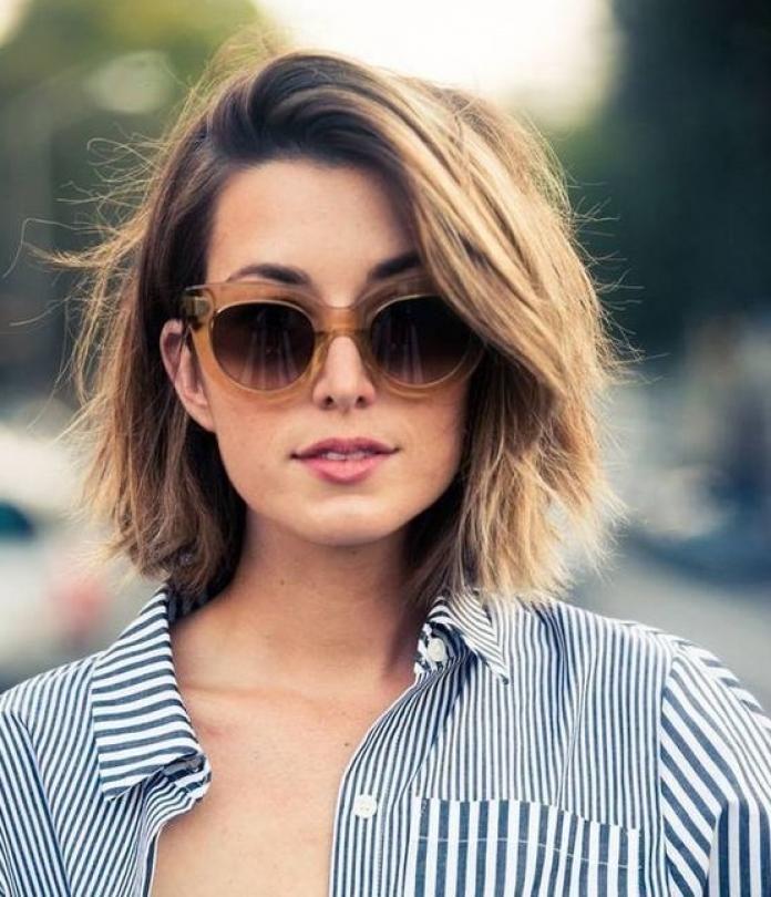 Trendige Frisur: 7 Schnitte für feines Haar – Women's Today