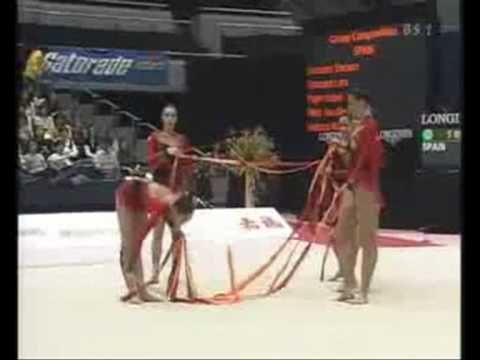 El conquistador : spain music 5 ribbons 2005 -2006