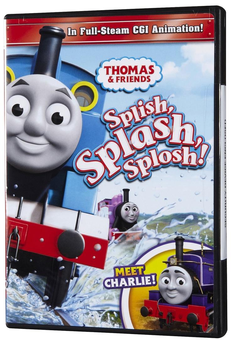 22 best thomas friends images on pinterest thomas and friends thomas friends splish splash sploosh dvd yoyobirthday