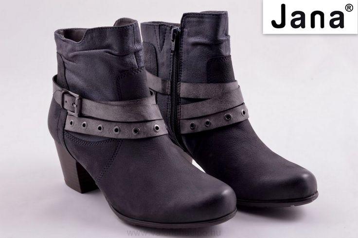 Mai napi ajánlatunk, Jana divatos női bokacipő! Így a hidegebb napokban se kell lemondani, a stílusos megjelenésről 😉  http://valentinacipo.hu/jana/noi/kek/bokacipo/147579641  #Jana #janacipő #janawebshop #Valentinacipőboltok