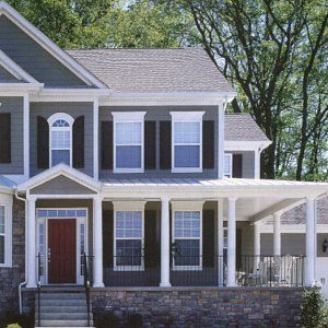 Best 20 Exterior paint colors for house with stone ideas on