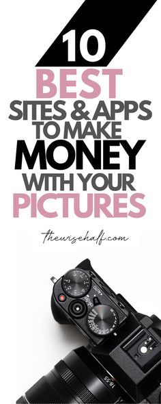 Heres awesome mobile apps and sites to make extra cash with your photos. #makemo… – Make Money Online