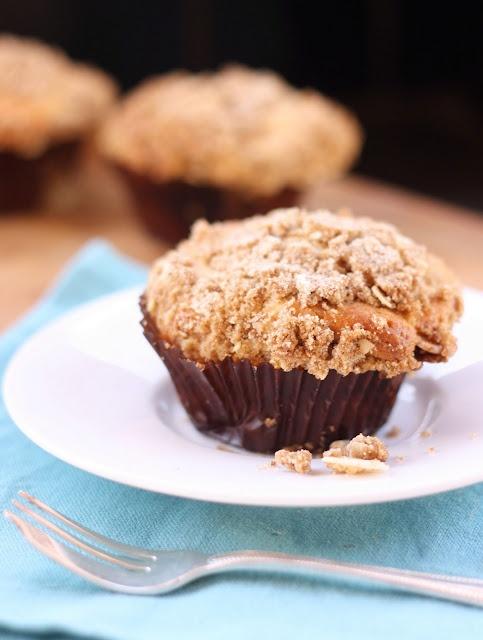 Cinnamon Muffin recipe: http://www.aspoonfulofsugardesigns.com/2012/03/cinnamon-muffins.html