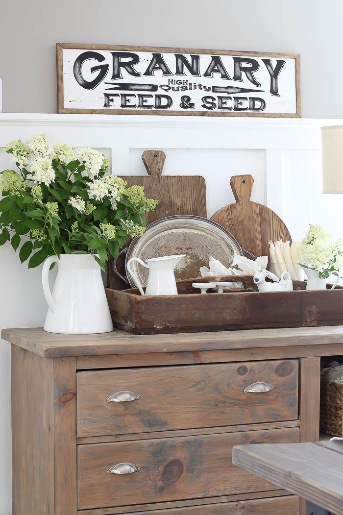 Farmhouse Toolbox Vignette | Rooms FOR Rent Blog