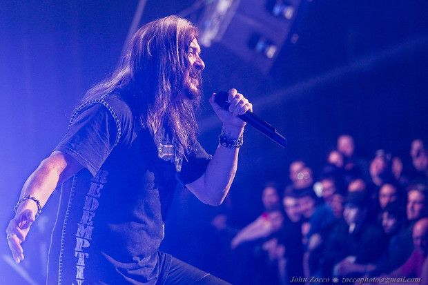 JAMES LABRIE Talks Possibility of DREAM THEATER Playing All-Request Set