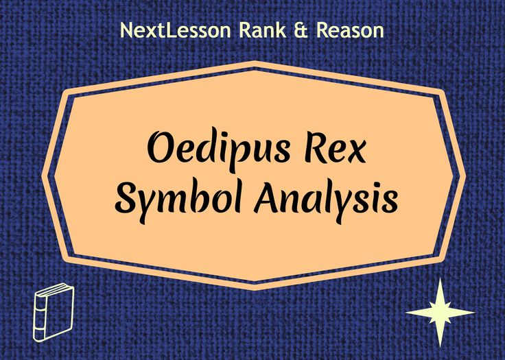 an analysis of foreshadowing in oedipus rex a play by sophocles Oedipus rex by sophocles foreshadowing what makes this word critical to this 3what are the conditions like in thebes at the beginning of the play.