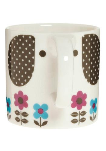 cute elephant coffee cup