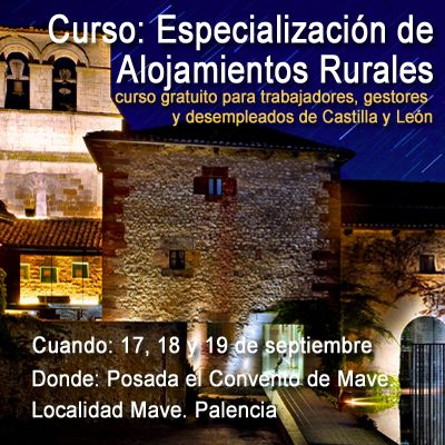 Curso Especialización de casas rurales_Cepet consulting