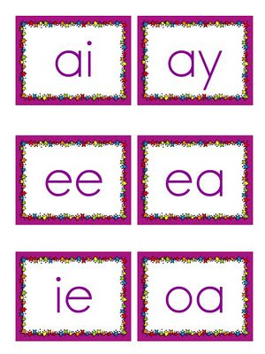 One Million Vowel TeamsClassroom Freebies, Happy Day, Vowels Cards, Languages Art, Teaching Blog, Vowels Team, Teeny Tiny, Cards Classroom, Tiny Teachers