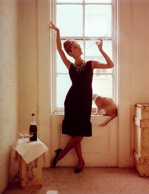 Audrey Hepburn as Holly Golightly 1961 Photoshoot