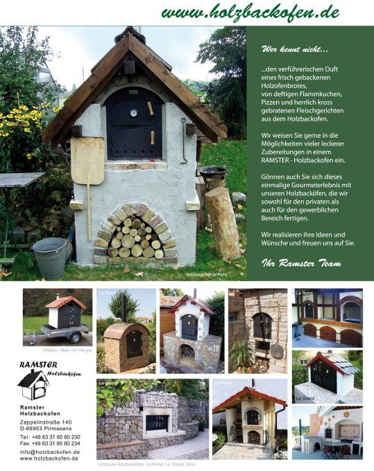 Ramster Holzbacköfen