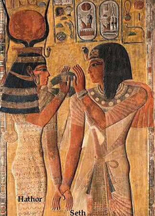 The Role of Women in Ancient Egypt
