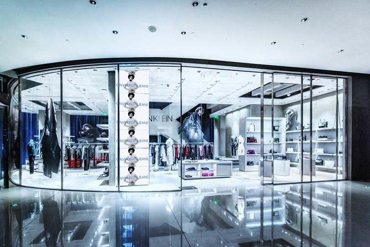 Calvin Klein opens multibrand stores in Shanghai