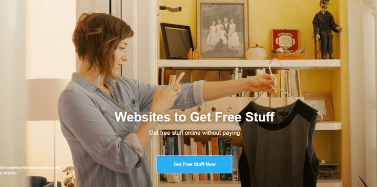20 Best Websites to Get Free Stuff Online Without Paying