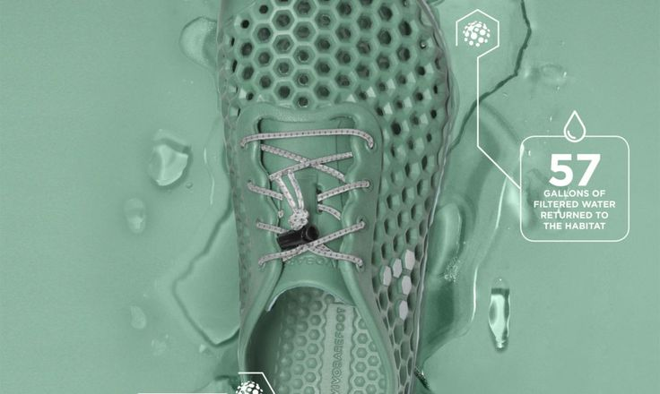 This July, Vivobarefoot will debut the world's first molded shoe derived from algae.