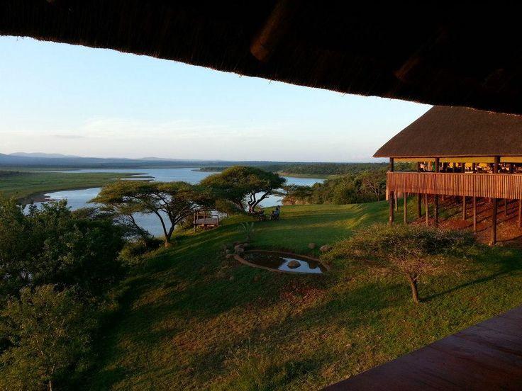 Nkwazi Lodge, Pongola Game Reserve, South Africa