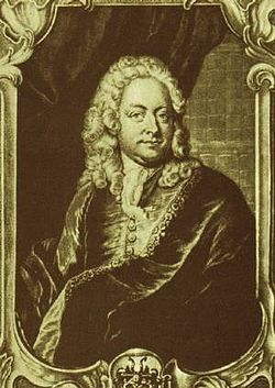 Johann Mattheson (Hamburgo, 28 de septiembre de 1681 - ibídem, 17 de abril de 1764) fue un compositor, escritor, lexicógrafo, diplomático y teórico musical alemán.