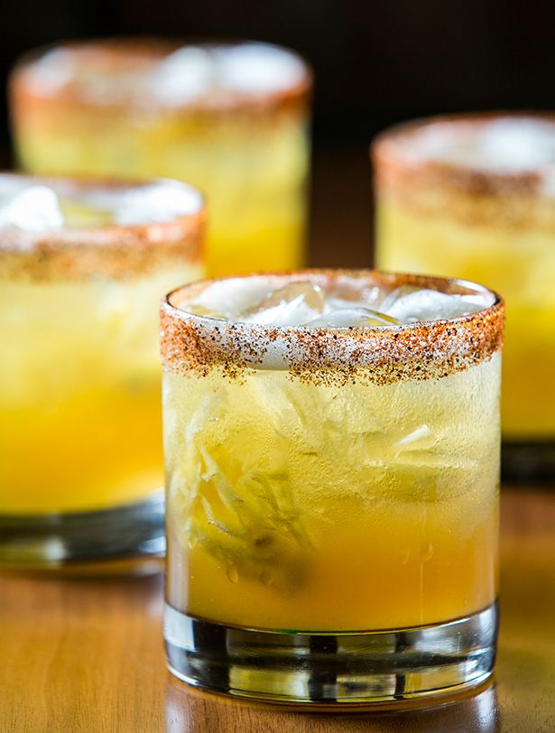 Spicy Margarita Recipe from Ministry Of Alcohol