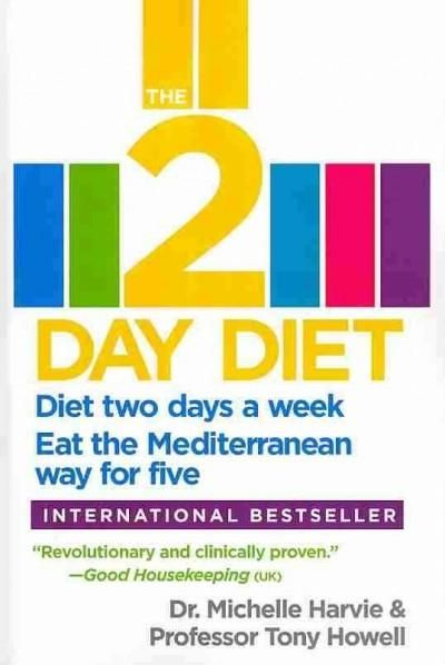 Lose weight fast with the international diet sensation. Diet two days a week. Eat the Mediterranean way for five. The 2-Day Diet is easy to follow, easy to stick to, and clinically tested. Simply eat